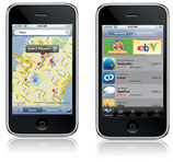 iPhone 3G with GPS